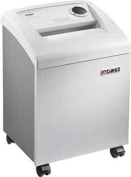 Dahle 40114 Cross Cut Paper Shredder