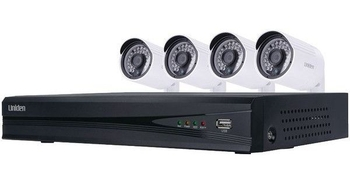 Image Unbidden UNVR85x4 Outdoor Security Camera System