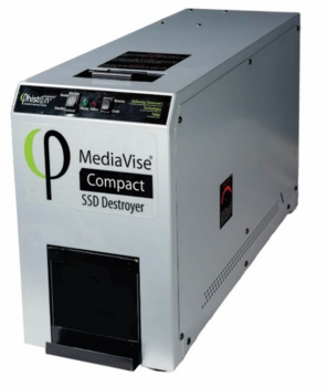 Phiston MediaVise Compact Solid-State Drive (MVC-SSD) Destroyer
