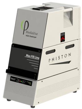 Image Phiston MediaVise Solid State Destroyer (MV-SSD)