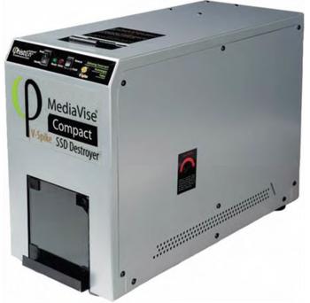 Image Phiston MediaVise Compact V-Spike Solid State Destroyer (MVC-V-SSD)