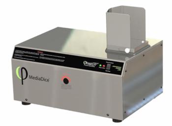 Phiston MediaDice® – Optical Media Destroyer with 200-Disc AutoLoader (MD-OM