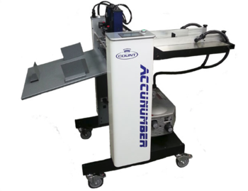 Accunumber Touch Numbering Machine