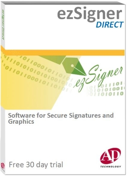 Image EzSigner Direct, Check Signing Software. No need for a check signing machine!