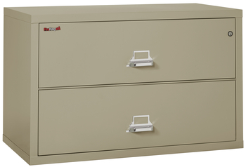 Image Fireproof Fireking 2 Drawer Lateral 44