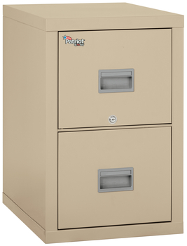 Fireproof Fireking Patriot 2 Drawer 25