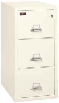 Image Fireproof Fireking 2 Hour Rated 3 Drawer Legal File Cabinet
