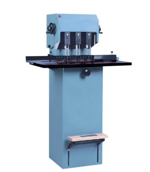 Image MBM FMM3 Floor Model 3 Spindle Paper Drill