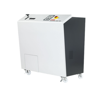 Image HSM Powerline Hard Drive Shredder - 40 mm (Single Stage)