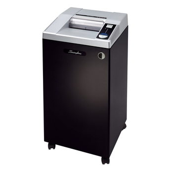 Swingline TAA Compliant CM15-30 Micro-Cut Commercial Shredder, Jam-Stopper
