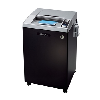Swingline TAA Compliant CX30-55 Cross-Cut Commercial Shredder, Jam-Stopper