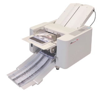 MBM 408A Automatic Programmable Tabletop Paper Folder