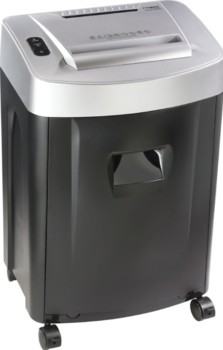 Dahle 22318 Oil Free Cross Cut PaperSAFE Paper Shredder