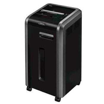 FELLOWES Powershred® 225Ci 100% Jam Proof Cross-Cut Shredder