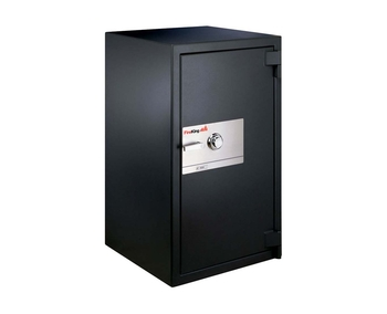 Image FireKing  JC1814-ZGR UL TL15 1 Shelf Composite Burglary & Fire Safes