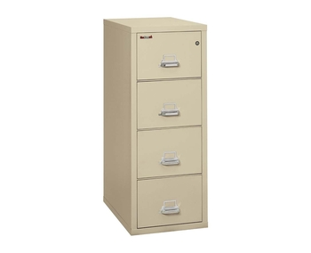 Image Fireking 4-2131-C Vertical File cabinet
