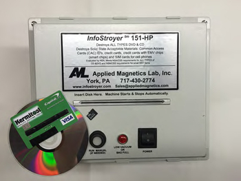 Image Infostroyer 151 HP Bundle NSA Approved