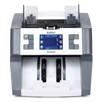 Image Kolibri Domino Mixed Bill Counter, Sorter and Reader