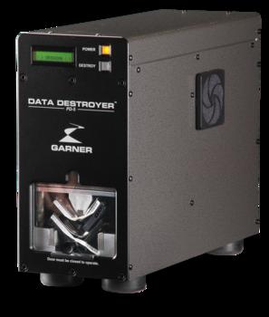 Image PD-5 Garner Hard Drive destroyer