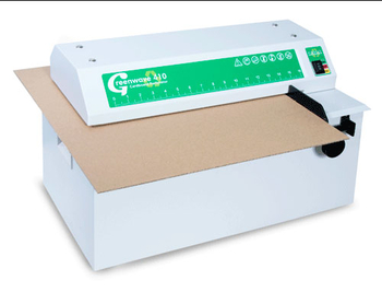Image Formax Greenwave 410  Tabletop Perforator