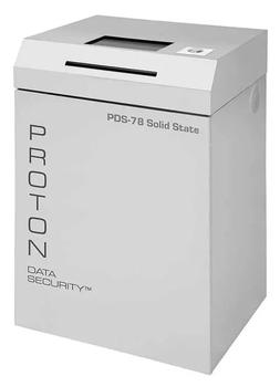 Image PROTON PDS-78 SOLID STATE MULTIMEDIA / PAPER SHREDDER