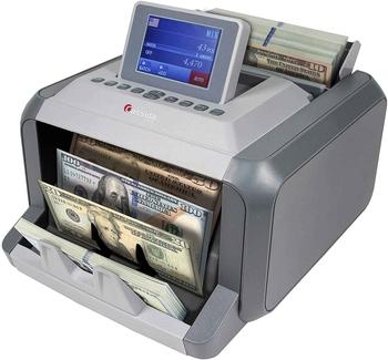 Image Cassida Mixed Denomination Money Counter and Value Reader