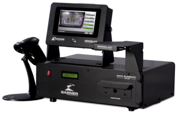 Image Garner HD-2XT IRONCLAD Hard Drive Degausser & Tape Degausser