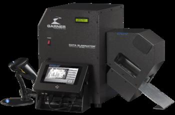 Image Garner HD-3XTL IRONCLAD Hard Drive Degausser & Tape Degausser
