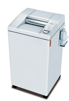 DESTROYIT 2604SMC HIGH SECURITY PAPER SHREDDER with Oiler