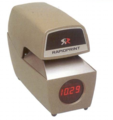Image Rapidprint Time and Date Stamp with Digital Clock ARL-E