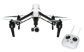 Image DJI Inspire 1 Raw Ready to fly with 2 remotes, SSD, and Lens
