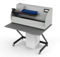 Image Postmark 3078 Floor Milling Letter Opener with reverse flow belt