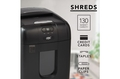 Image Swingline GBC Stack-and-Shred 130X Auto Feed Paper Shredder