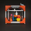 BigRep 3D Printer in use