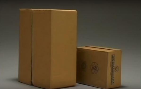 Kobra Cylone Cardboard