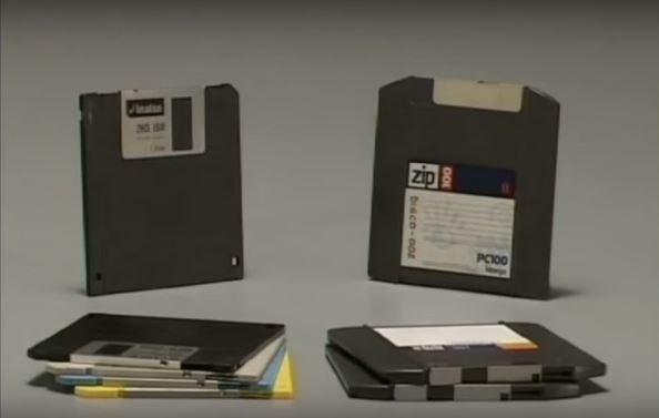 Kobra Cylone Floppy Disks