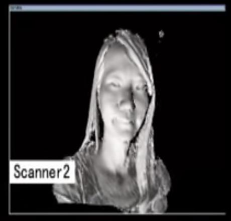 Observer Pro 3D scanner image
