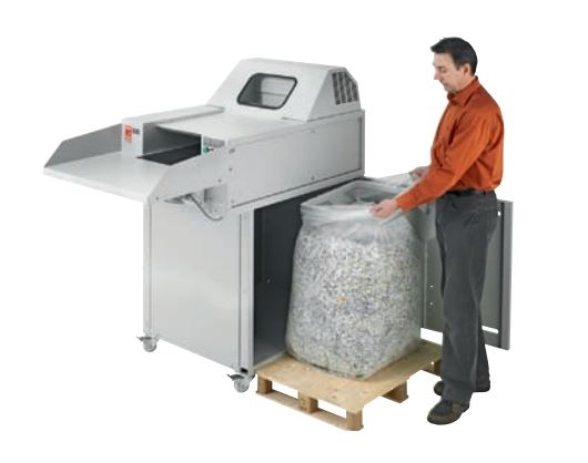 shredder commercial machine