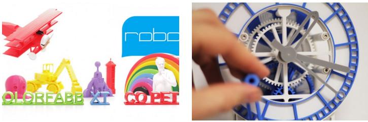 Robox Samples