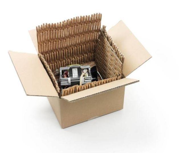 Cardboard Box Packing Material Shredder