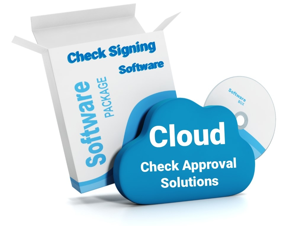Check signing software